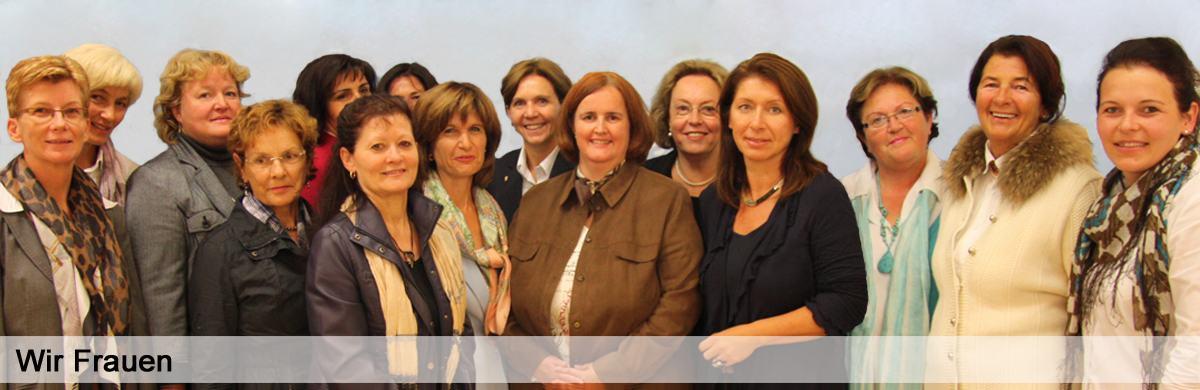 Wir sind eine kraftvolle politische Plattform für starke Frauen.