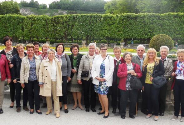 Ausflug der ÖVP Frauen Radstadt