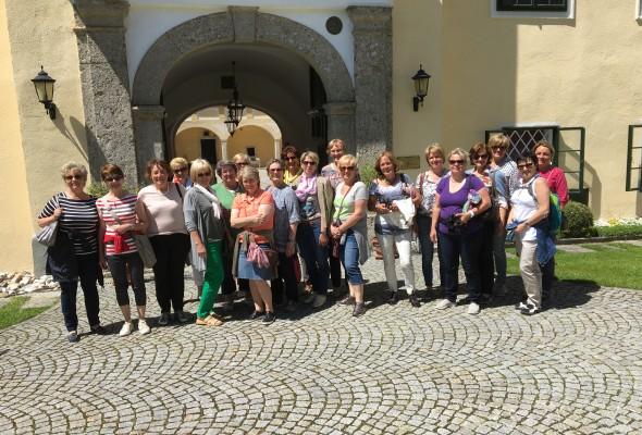 Ausflug der ÖVP Frauen Saalbach Hinterglemm