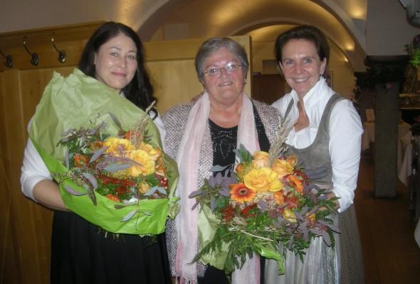 ÖVP-Frauen Elixhausen feierten 40-jähriges Jubiläum