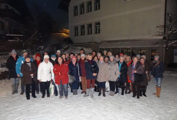ÖVP Frauen Faistenau: In der Adventzeit kreativ und aktiv