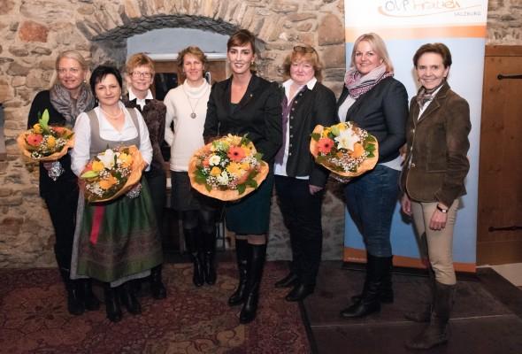 Bezirkstag ÖVP Frauen Pinzgau