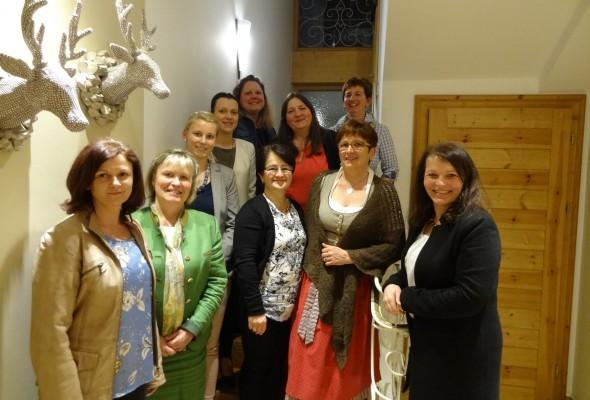 Jahreshauptversammlung ÖVP Frauen Faistenau